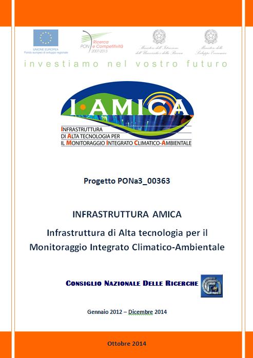 Sintesi I-AMICA 2014